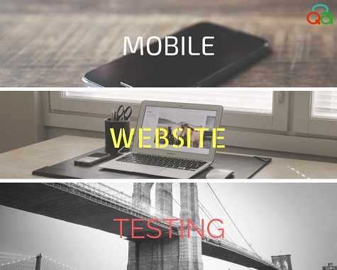 Mobile Website Testing